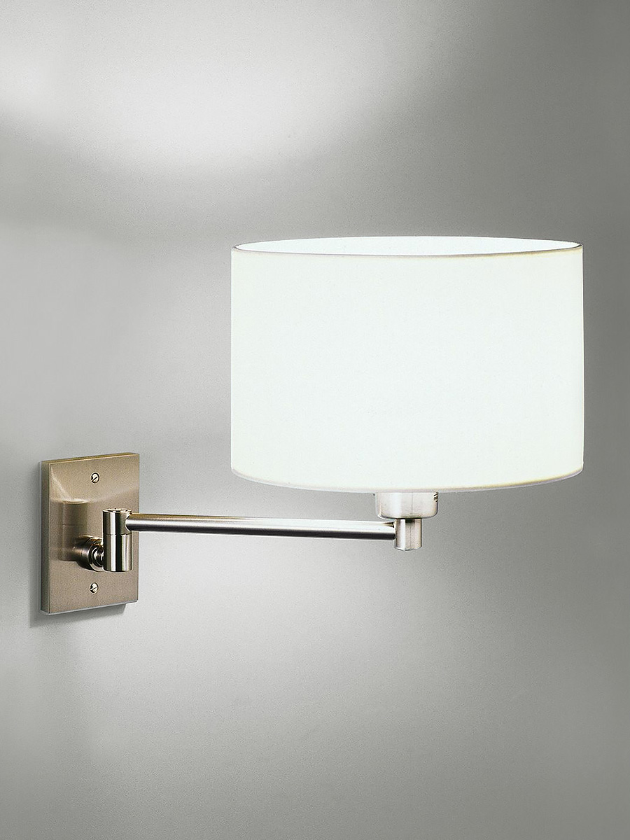 Hansen Single Swing-Arm Wall Lamp