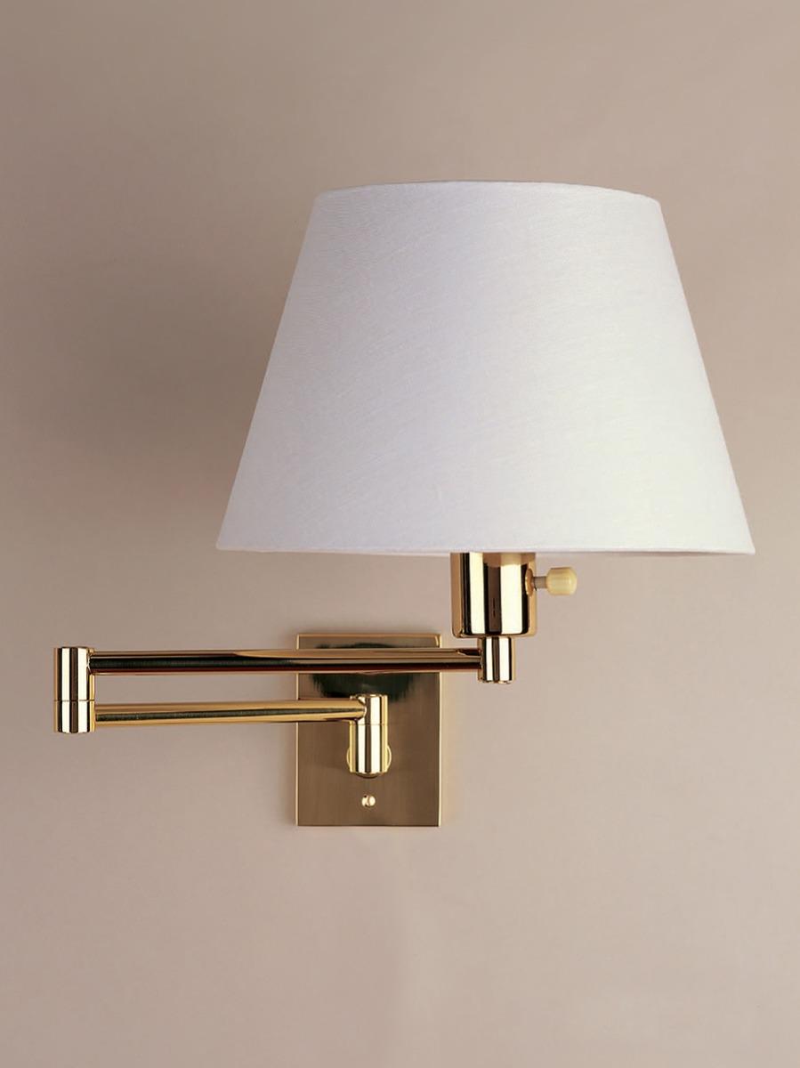 Hansen Double Swing-Arm Wall Lamp