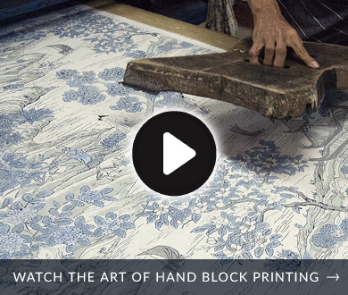 The Art of Handblock Printing