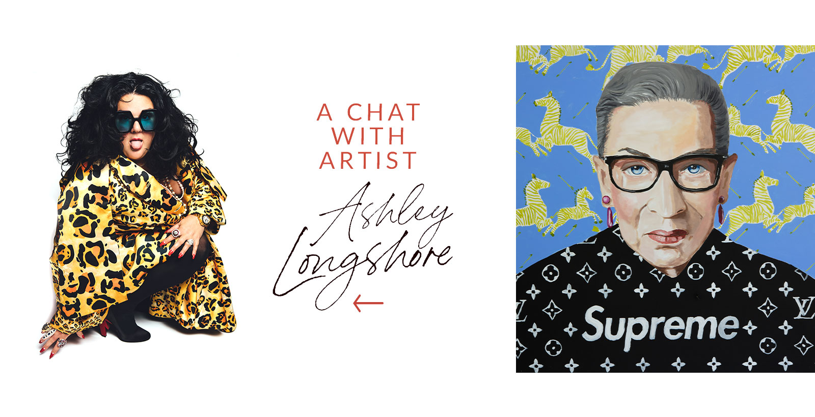 A Chat with Artist Ashley Longshore